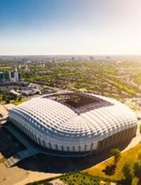 Poznań   Stadion Miejski   Rehabilitacja